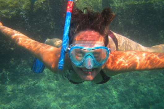 Snorkeling in Istria